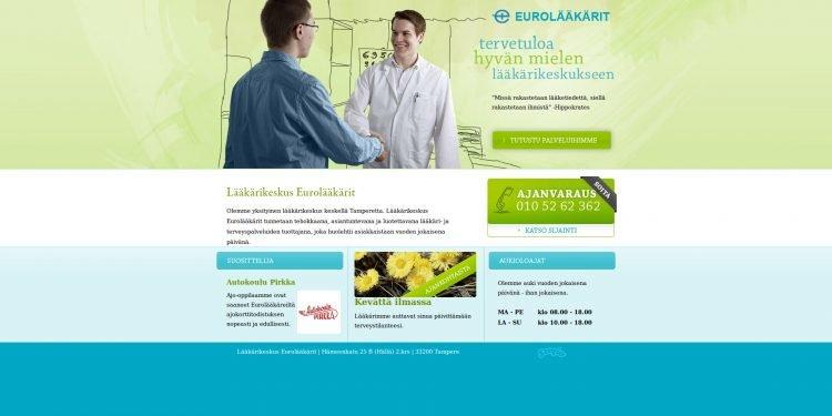 Eurolääkärit Lääkärikeskus