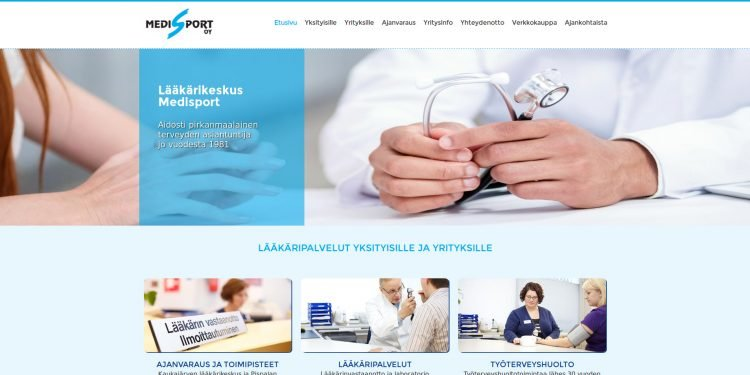 Suomen Medisport Oy